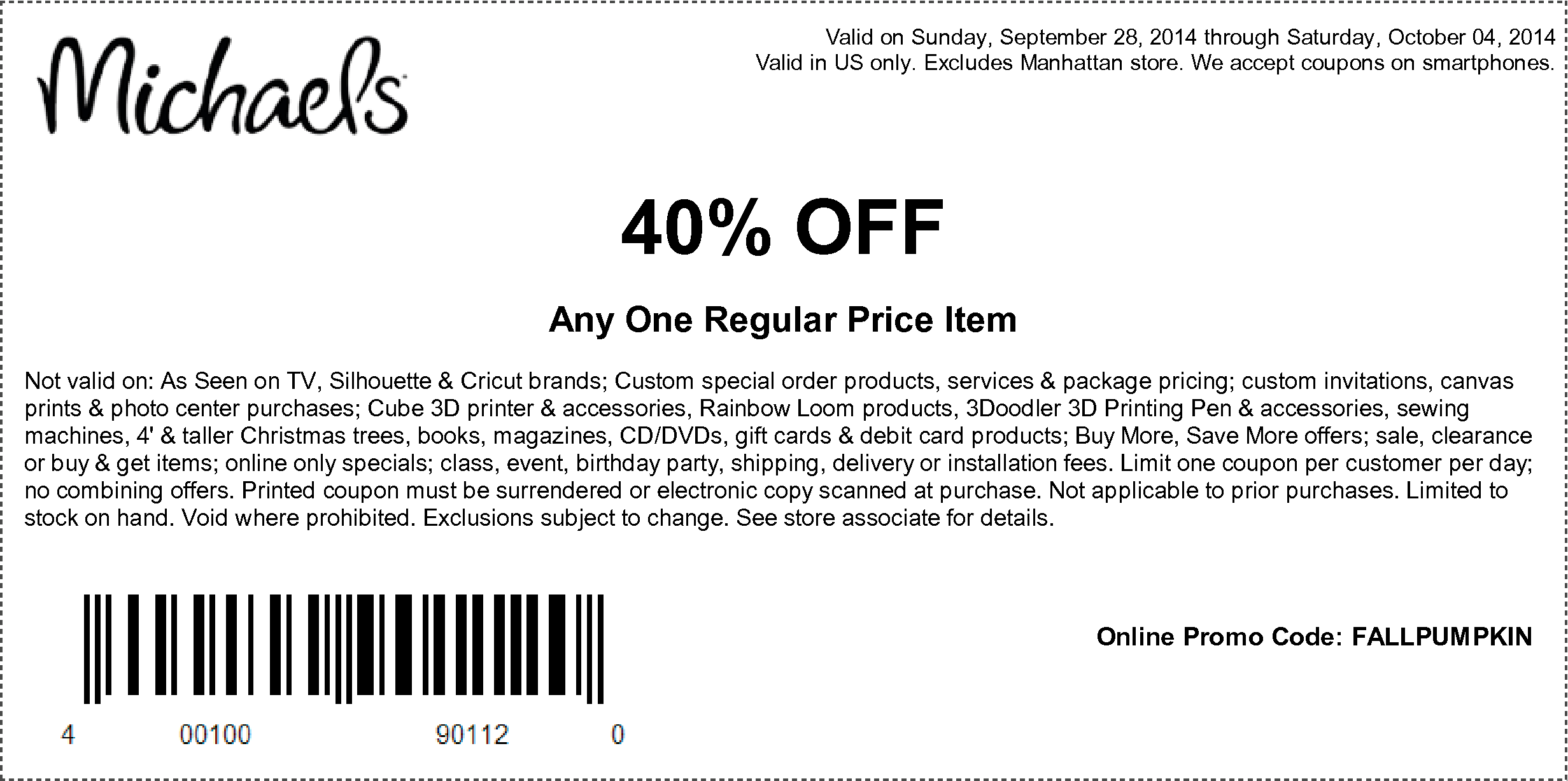 image about Osh Coupons Printable called Oct 2 Retail Roundup - Yankee Candle, Jo-Anns, Get together
