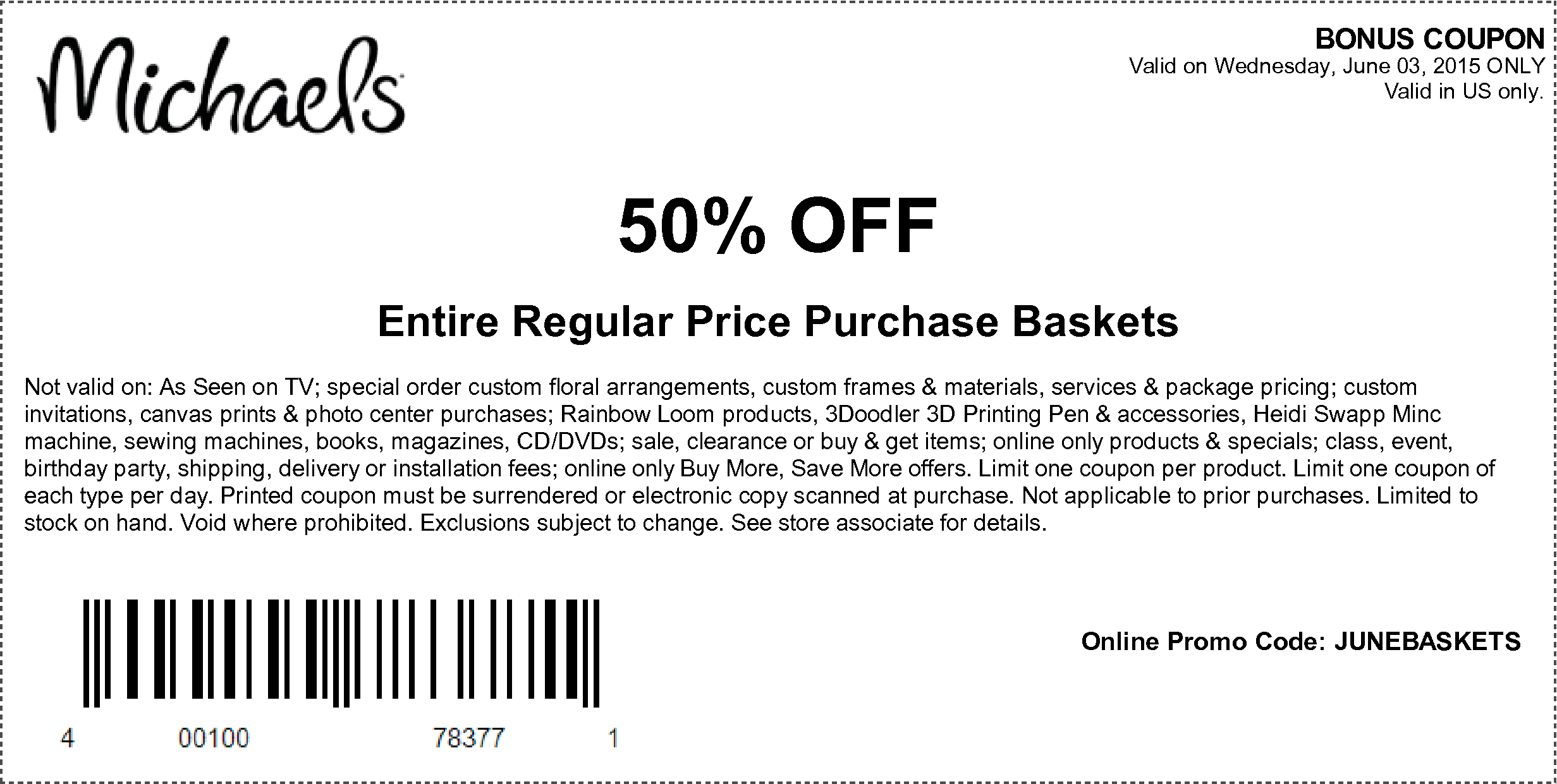 Harmon discount store coupons