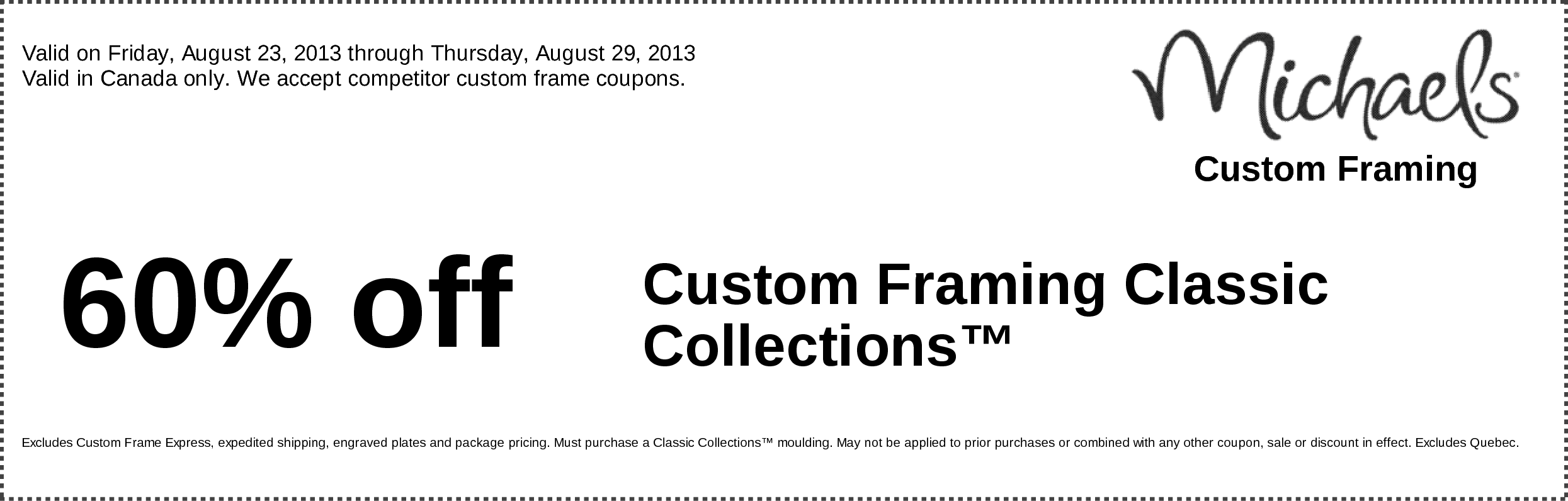 save 60 off custom framing classic collections