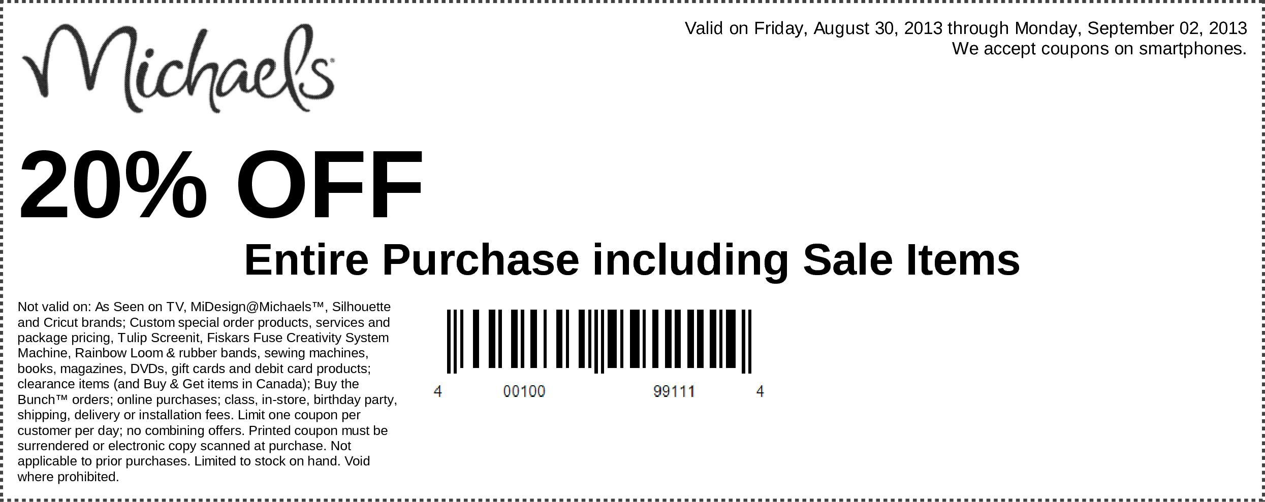 Labor day printable coupons