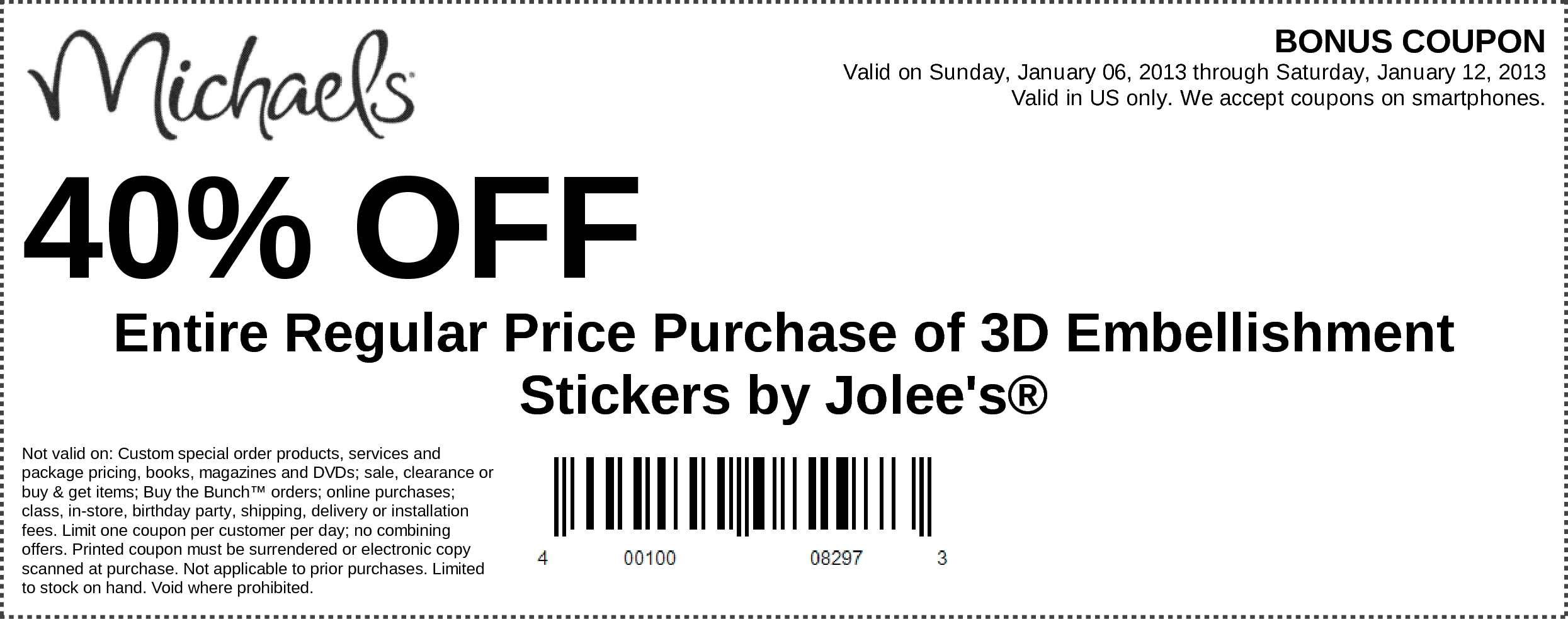 Joann coupons august 2018