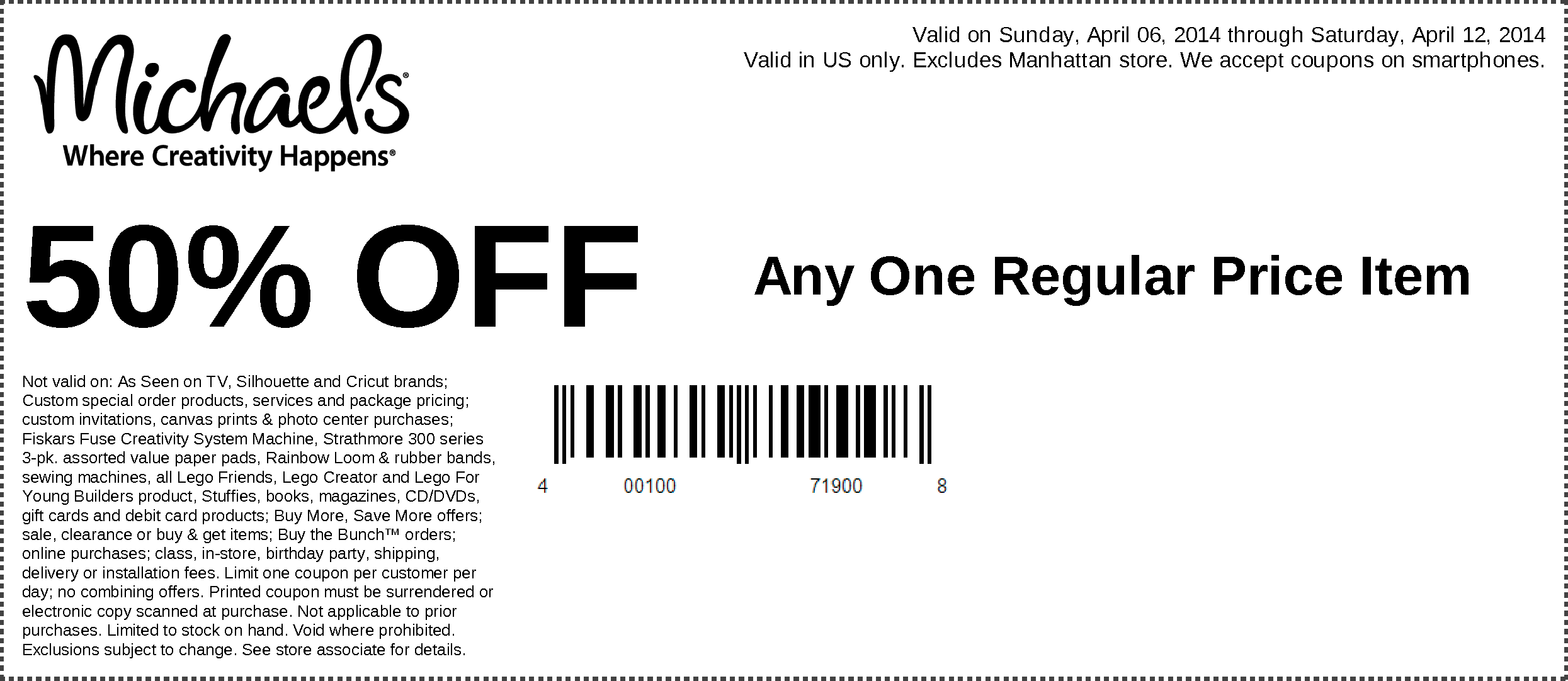Hobby lobby 40 percent coupon best product review
